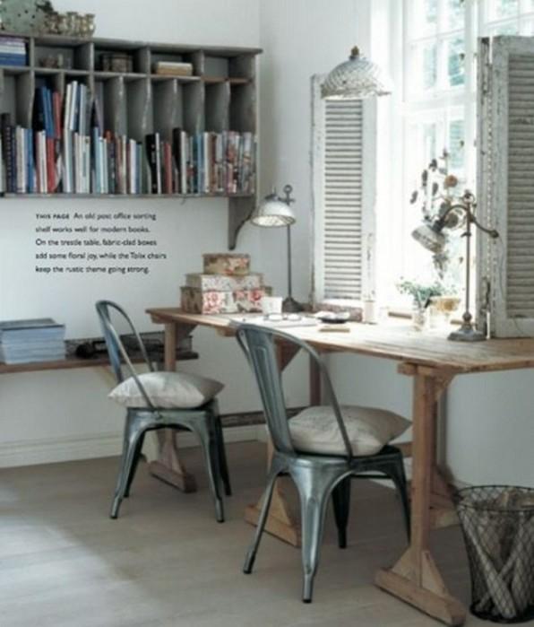 Оформляем рабочее место дома в винтажном стиле 29 (596x700, 76Kb)
