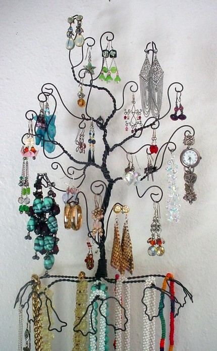 欣赏:珠宝首饰存储的创意 - maomao - 我随心动