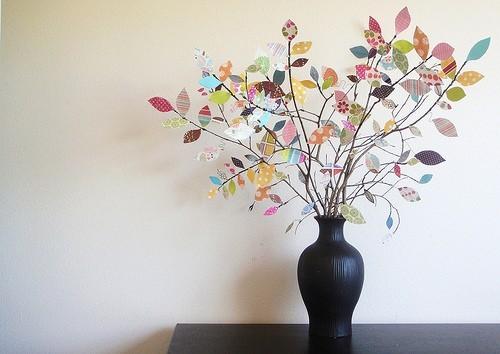 Дерево для интерьера своими руками фото