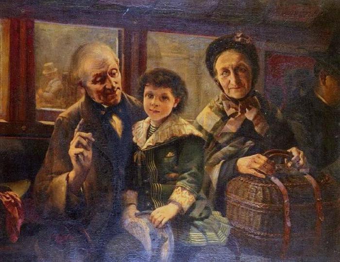 Henry Co?ylas - Dans l'omnibus - (700x539, 69Kb)