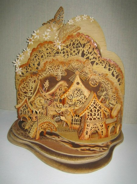 Деревянное зодчество в сибири