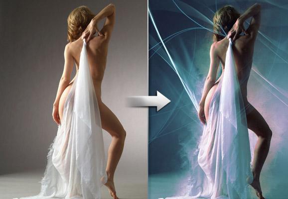 lady-photo-effect (578x400, 50Kb)