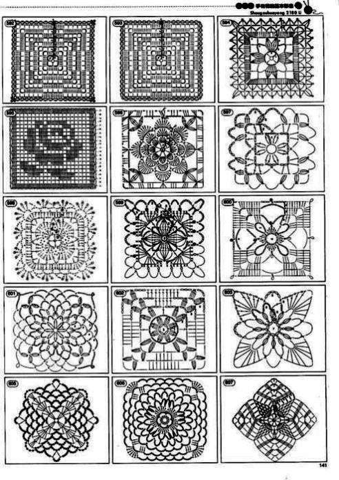 方块花图解(114)