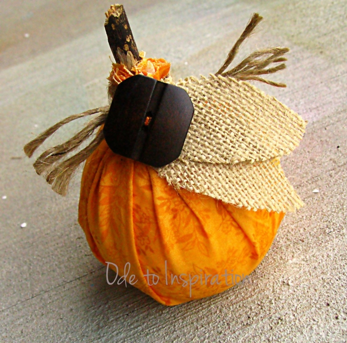 No-Sew-No-Glue-Fabric-Burlap-Pumpkin-1024x1010 (700x690, 403Kb)