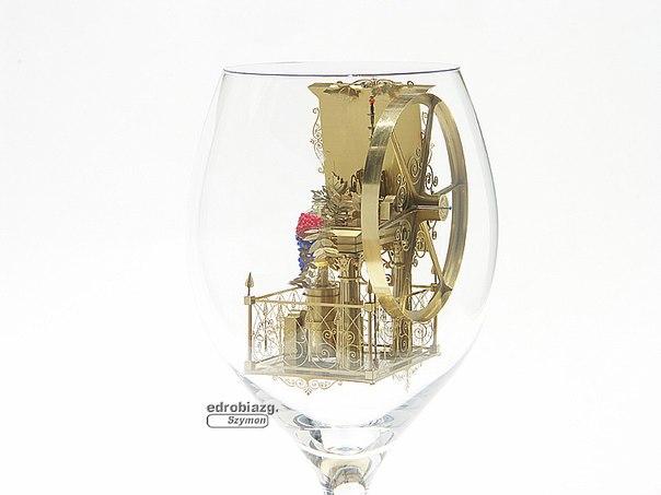 миниатюрные модели Шимон Клемек фото 7 (604x453, 32Kb)