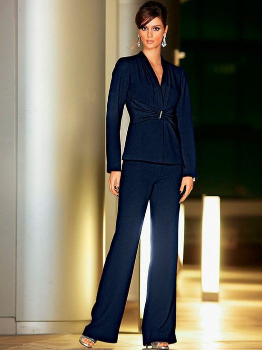 Лучшие женские брючные костюмы 2012 года 28 (523x700, 276Kb)