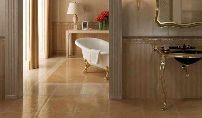 Фото дизайн пола в ванной