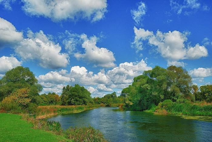 природа_река_лето_небо_облака (700x468, 126Kb)