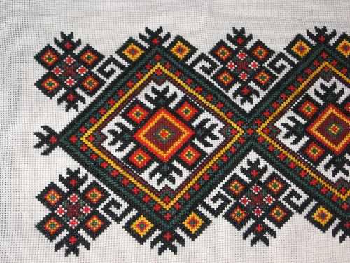 украинской вышивки