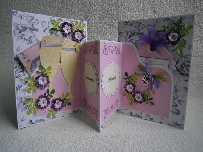 Серебряная свадьба открытки своими руками 40