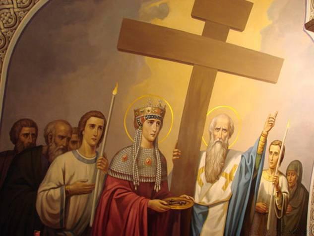 Воздвижение Честного Креста Господня. (633x475, 55Kb)