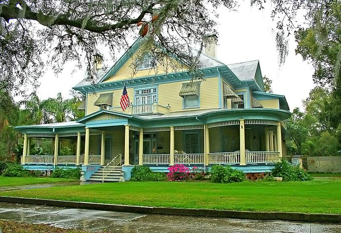 Викторианские-дома-штата-Орегон.-USA4 (700x478, 452Kb)