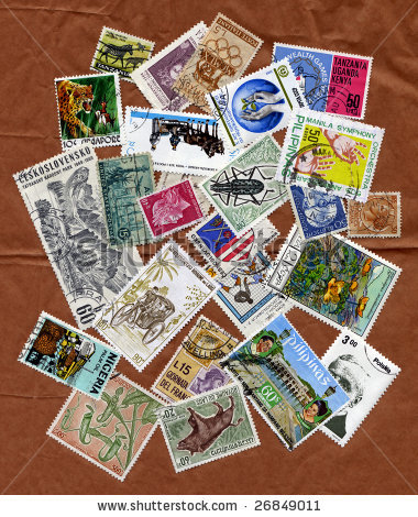 stock-photo-different-stamps-collection-26849011 (380x470, 91Kb)