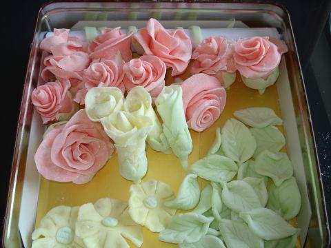 онлайн рецепты сахарной мастики