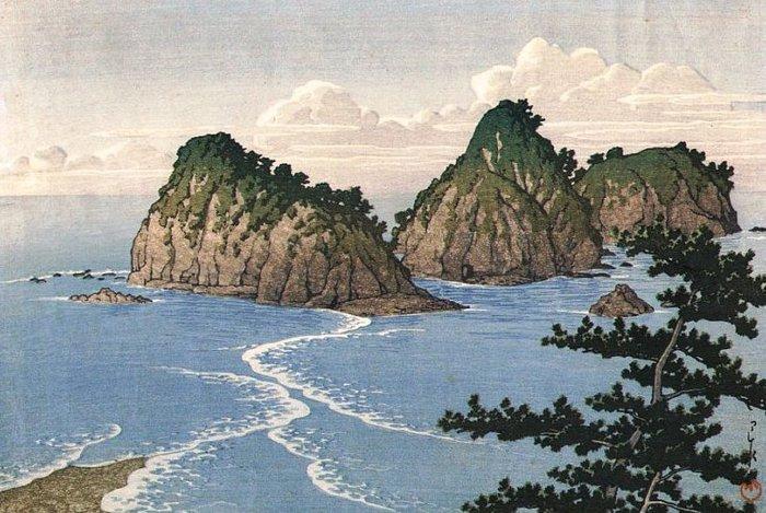 Dogashima Island, Izu (700x469, 93Kb)