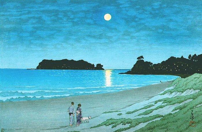 Hichiri Beach, Soshu (700x457, 77Kb)