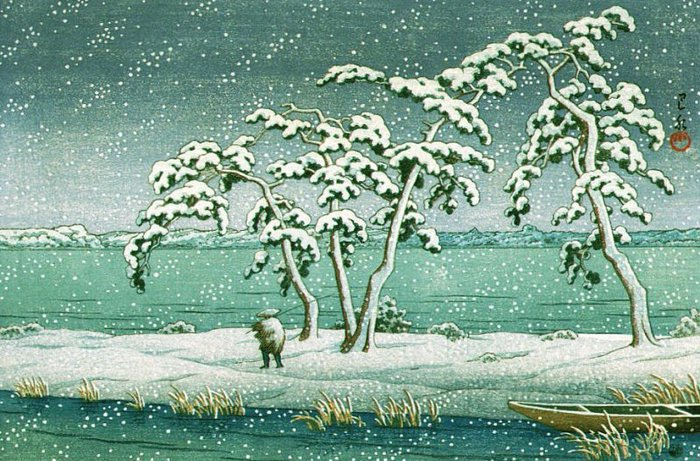 Snow at Konuma, Mito (700x461, 118Kb)