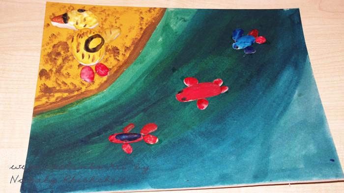 Поделки для детей на тему «Море 25 крутых идей поделок на 65