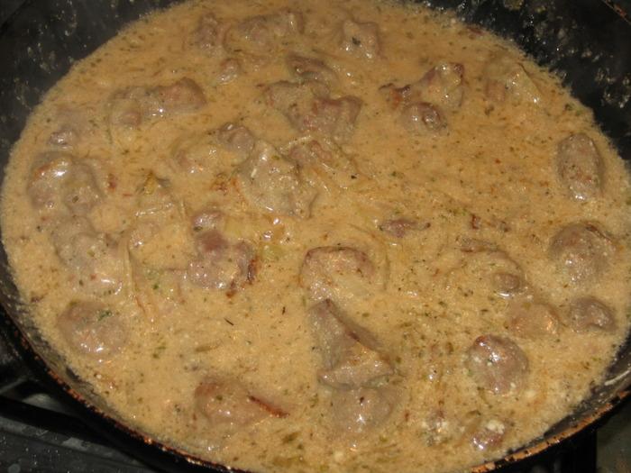 Мясная подлива к гречке рецепт с фото