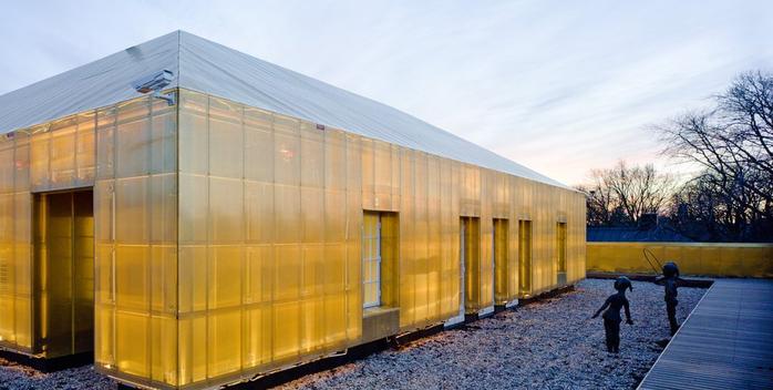 Музей искусств Свена Гарри в Стокгольме, (700x352, 363Kb)