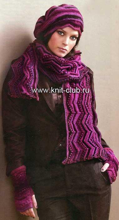 шарфы | Записи в рубрике шарфы