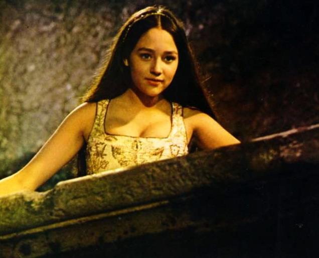 Оливия Хасси в роли Джульетты (636x516, 71Kb)