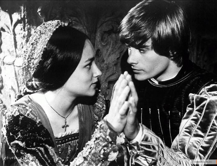 Кадры из фильма Ромео и Джульетта  (1968) (700x535, 129Kb)