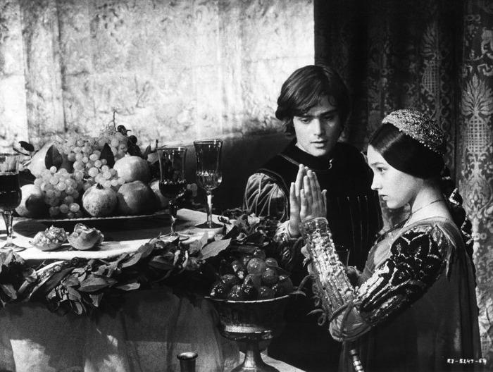 Кадры из фильма Ромео и Джульетта (1968) (700x528, 117Kb)