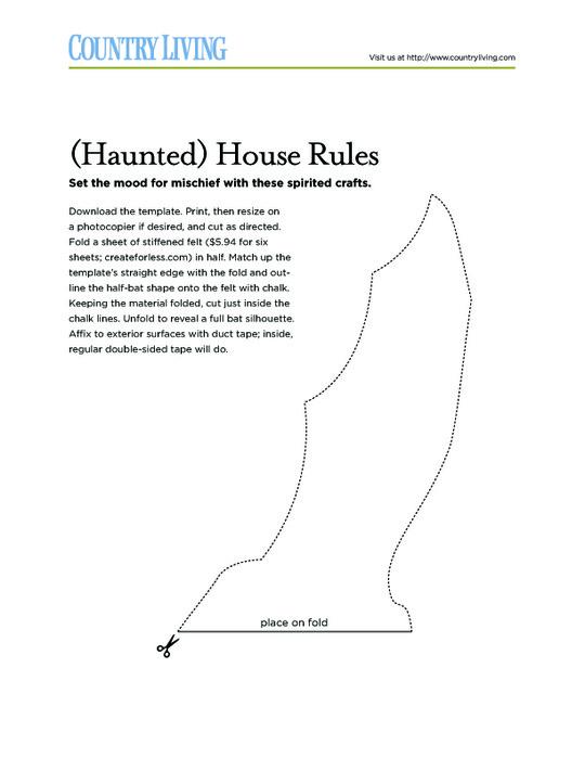 Поделки к Хеллоуину.
