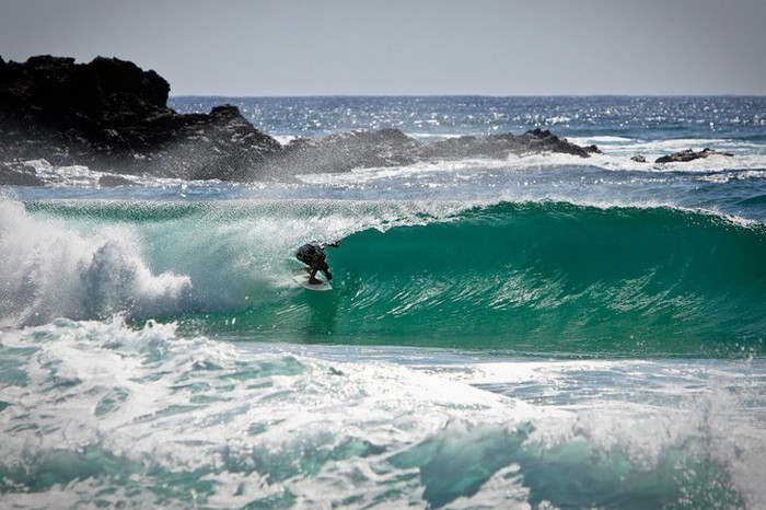 Красивые фотографии серферов от Alex Frings