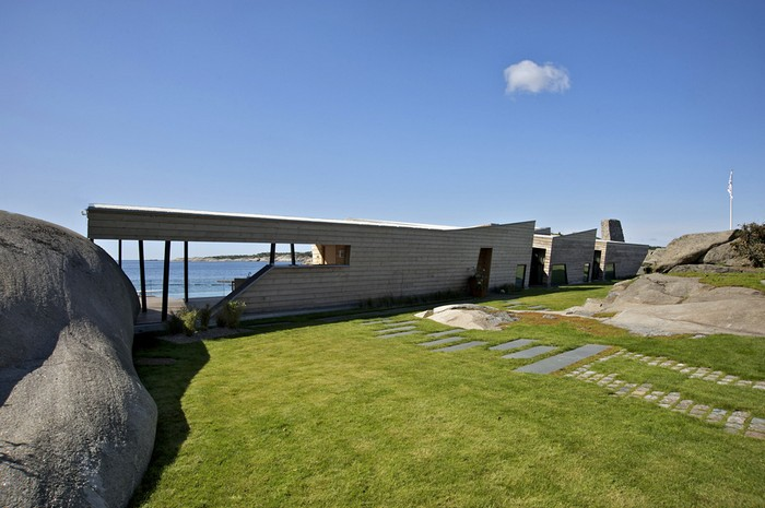 Норвежский дачный дом с террасой 7 (700x465, 83Kb)