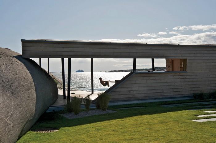 Норвежский дачный дом с террасой 8 (700x465, 82Kb)