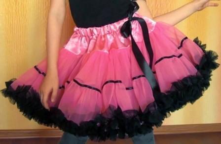 Мастер-класс + выкройка.  Нарядные платья для девочек.