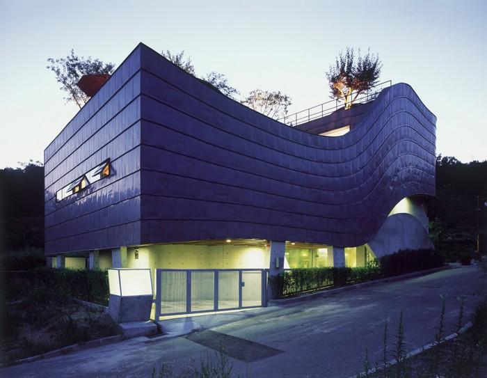 креативный архитектурный проект дома (700x543, 83Kb)