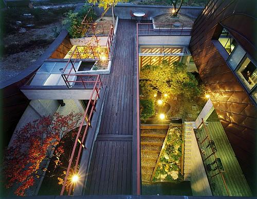 креативный архитектурный проект дома 2 (500x388, 94Kb)