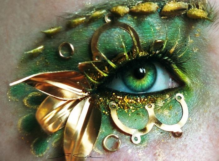 креатинвный макияж Svenja Schmitt 3 (700x513, 134Kb)