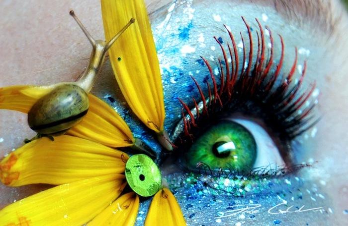 креатинвный макияж Svenja Schmitt 5 (700x456, 110Kb)
