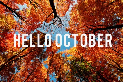 график на октябрь месяц 2017