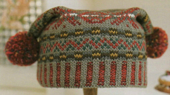 Детская вязаная спицами шапочка с орнаментом/4683827_20121010_152604 (561x314, 188Kb)