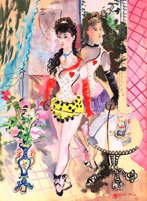 Dancers, 1938 (511x700, 109Kb)