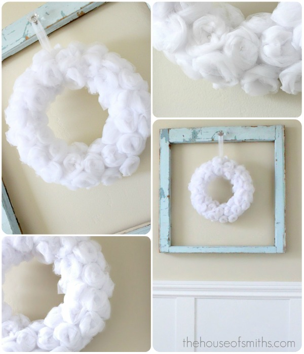 Tulle Rosette Wreath Tutorial - thehouseofsmiths.com (600x700, 74Kb)
