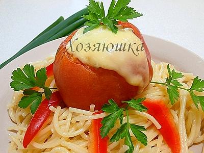 фаршированные помидоры рецепты