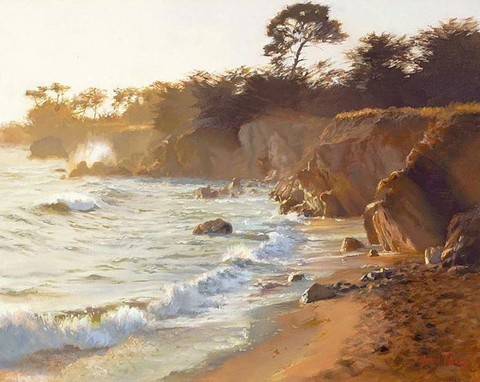 32910016_Sundown_at_Sea_Ranch_by_June_Carey (700x557, 304Kb)