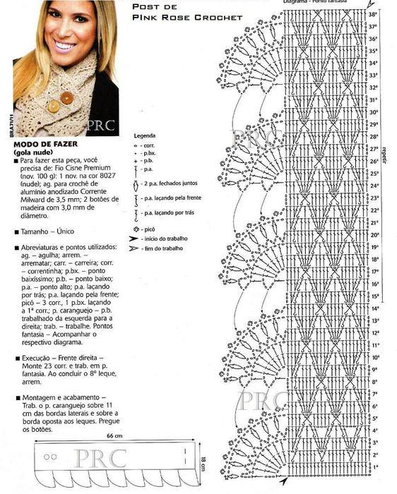 Вязание с ленточной юбки