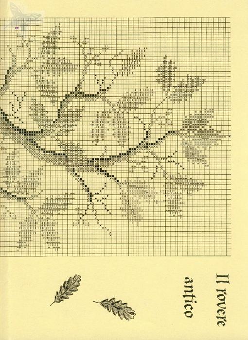 Вышивка крестом на ливинтернет ренато паролин 17