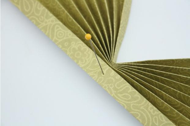 """手工纸艺:""""装饰扇"""" - maomao - 我随心动"""
