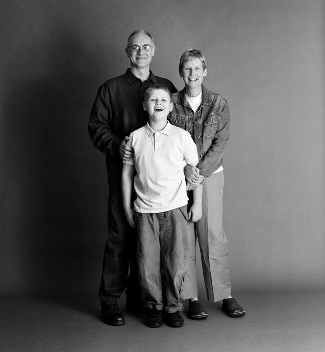 семейные фотографии Zed Nelson 9 (646x700, 226Kb)