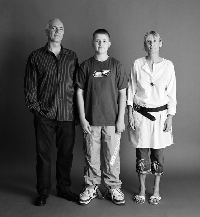 семейные фотографии Zed Nelson 13 (646x700, 236Kb)