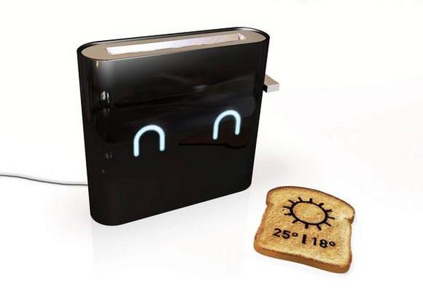 оригинальный гаджет Jamy Toaster (600x414, 25Kb)