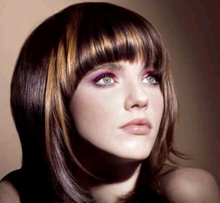 Интересные покраски волос фото